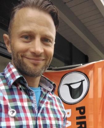 Ronny Meier - Beisitzer Landesvorstand Piratenpartei LSA